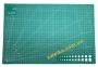 Мат для розкрою тканини А3 двосторонній 45*30см 0