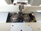 Двухигольная промышленная швейная машина с отключением игл BROST BR-875D 5