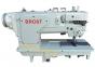 Двоголкова швейна машина з відключенням голок і прямим приводом BROST BR-845D 2