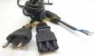 Мережевий шнур з роз'ємом для педалі Janome 0