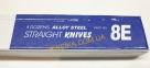Лезо для шабельного розкрійного ножа 8 Е (Легована сталь) Anysew 0