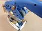Дисковый раскройный нож RCS-125 с серводвигателем 1