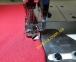 Приспособление DAYU 205 для подгиба края на распошивальной машине  1