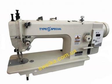 TYPE SPECIAL S-F01 / 0303D безпосадочна машина з крокуючою лапкою і прямим приводом
