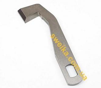Верхній ніж для коверлока Minerva-3000, Pfaff, Singer
