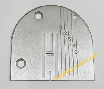 Игольная пластина для швейной машины Veritas