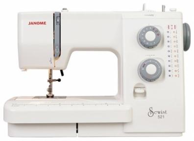 Janome Sewist 521/SE518