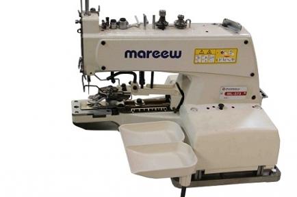 Промышленная пуговичная машина MAREEW ML 373