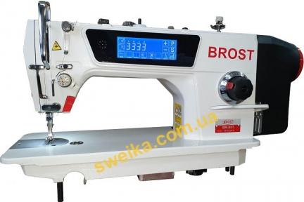 Автоматизована промислова швейна машина BROST BR-S5T