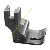 Лапка для оздоблювальних строчок з підпружиненим обмежувачем CR