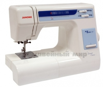 JANOME My Excel 18W/1221