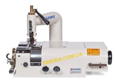 Брусовочна машина для спуску краю шкіри SHUNFA SK-801