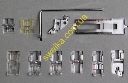 Набор лапок для швейных машин Pfaff CY-011