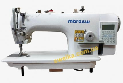 Одноголковая швейна машина з автоматичними операціями MAREEW ML 9980-D3