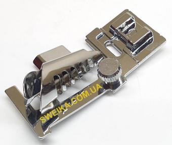 Лапка окантователь для косой бейки под лапкодержатель