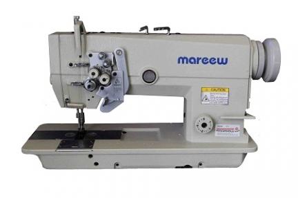 Двухигольная промышленная швейная машина MAREEW ML 845