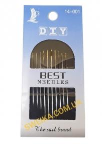 Ручные швейные иглы BEST 14-001