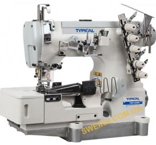 Промышленная распошивальная машина Typical GK1500-02BB