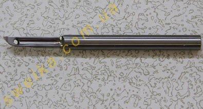 Петельник лівий (нижній) для килимового оверлока ML 2502