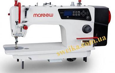 Профессиональная швейная машина с автоматическими функциями MAREEW M5