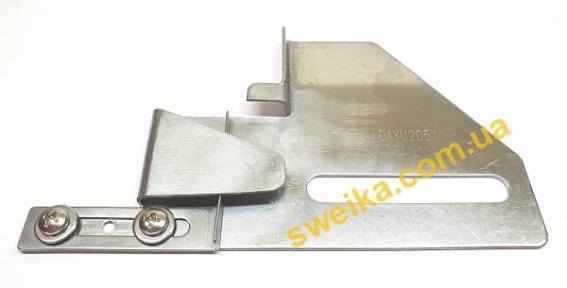 Приспособление DAYU 205 для подгиба края на распошивальной машине