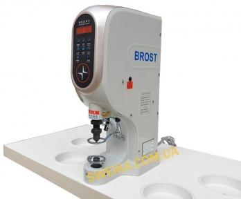 Пресс для установки фурнитуры BROST BR-T1 с сервомотором