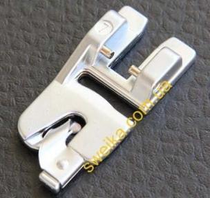 Лапка равлик для підгибки на PFAFF 820249-096