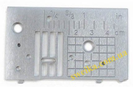 Игольная пластина для Brother NX-200, NX-400, NX-600, QS480 и др