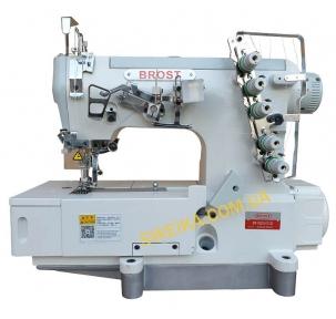 Промышленная распошивальная машина BROST BR 562D-01CB с прямым сервомотором