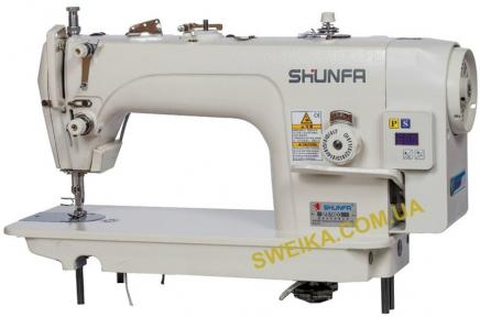 Промислова прямострочна швейна машина SHUNFA SF-8700D