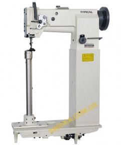 Колонкова промислова швейна машина Typical TW5-8365