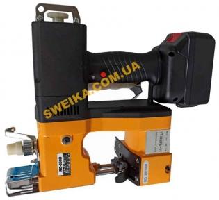 Мішкозашивочна машина BROST RG-890D з акумулятором