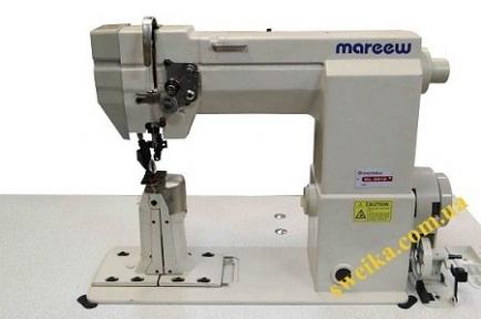 Колонкова швейна машина MAREEW ML 9910 (з потрійним транспортером)