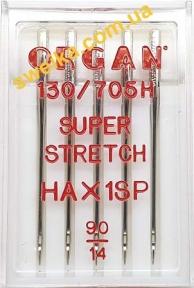 Голки ORGAN Super Stretch №90