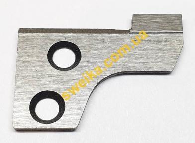 Нож нижний для оверлока Janome 134D #784048001