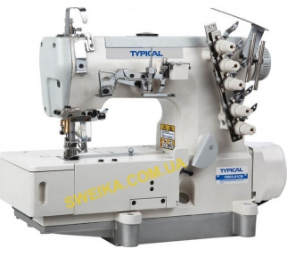 Промислова розпошивальна машина Typical GK1500D-01CB з серводвигуном