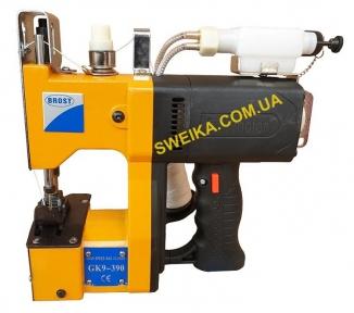 GK9-390 Мешкозашивочная машина с полуавтоматической смазкой и регулировкой под толщину мешка