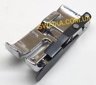 Лапка с ограничителем для отстрочки по краю
