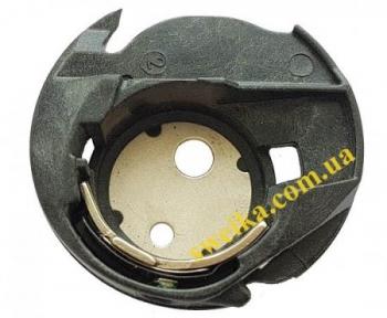 Шпуледержатель, челночный вкладыш горизонтального челнока Singer, Minerva Q6A0764000