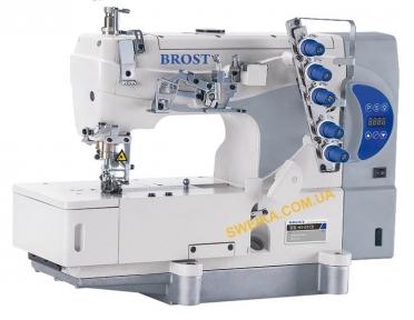 Промислова розпошивальна машина BROST BR HS-01CB з вбудованим сервомотором