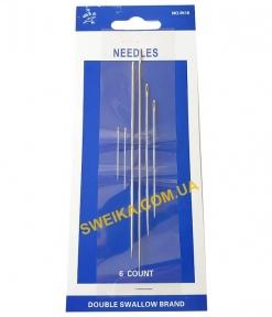 Набір швейних голок різної довжини №0516