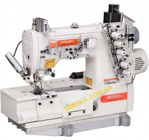 Siruba F007KD-W122-FHA / UTK Промислова розпошивальна машина з автоматикою