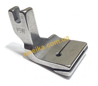 Лапка для збирання нижнього шару тканини P5W