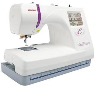 Вышивальная машина Janome Memory Craft 350E