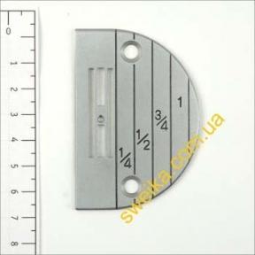 Игольная пластина 5550