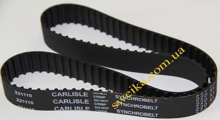 Зубчатый ремень колонковой швейной машины 9910