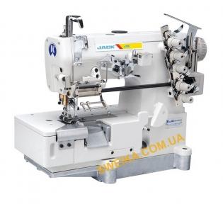Jack JK-8569ADI-05CB Промышленная распошивальная машина для пришивания резинки