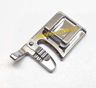 Лапка 3-х жолобкова для шнура і гумки
