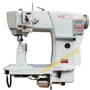 Колонковая машина BROST BR-591 с приводным роликом и автоматическими функциями