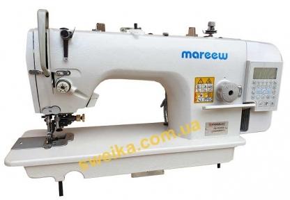 Прямострочная машина с обрезкой края изделия и автоматикой MAREEW ML 5200D